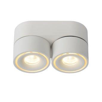 Lucide YUMIKO Deckenspot LED Weiß, 2-flammig