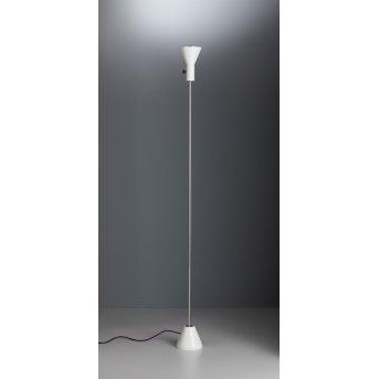 Tecnolumen ES 57 LED Fluter Chrom, Weiß, 1-flammig