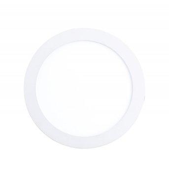 Eglo FUEVA 1 Einbauleuchte LED Weiß, 1-flammig