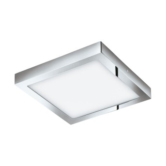 EGLO connect FUEVA-C Aufbauleuchte LED Chrom, 1-flammig, Farbwechsler