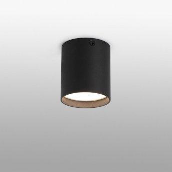 Faro Barcelona Haru Deckenleuchte LED Schwarz, 1-flammig