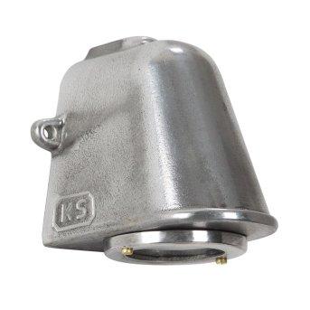 KS Verlichting Offshore Wandleuchte Aluminium, 1-flammig