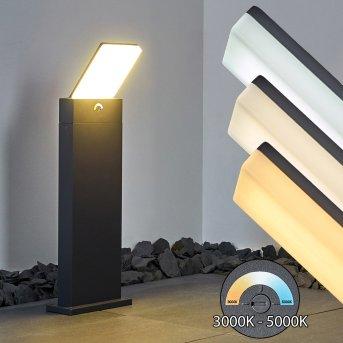 Heraklion Wegeleuchte LED Anthrazit, 1-flammig