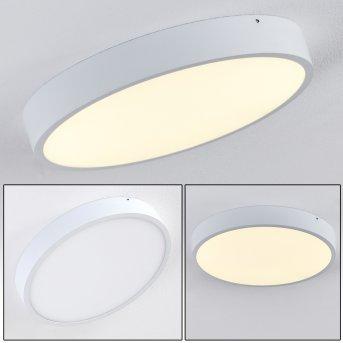 Broglen Deckenpanel LED Weiß, 1-flammig