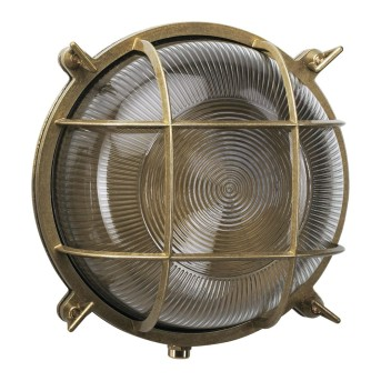 KS Verlichting Ocean Wandleuchte Bronze, 1-flammig