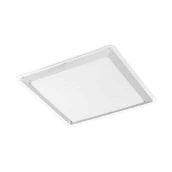 Eglo COMPETA 1 Deckenleuchte LED Weiß, 1-flammig