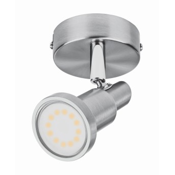 LEDVANCE SPOT Spotleuchte Silber, 1-flammig