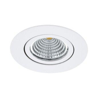 Eglo SALICETO Einbauleuchte LED Weiß, 1-flammig