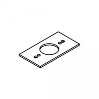 Helestra TENDO 44 Montage- / Adapterplatte