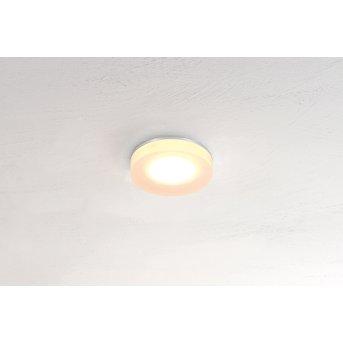 Bopp ONE Einbauleuchte LED Aluminium, 1-flammig