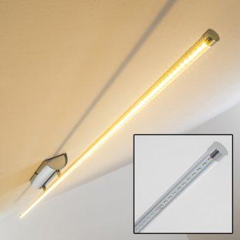 Slave Deckenleuchte LED Chrom, 1-flammig